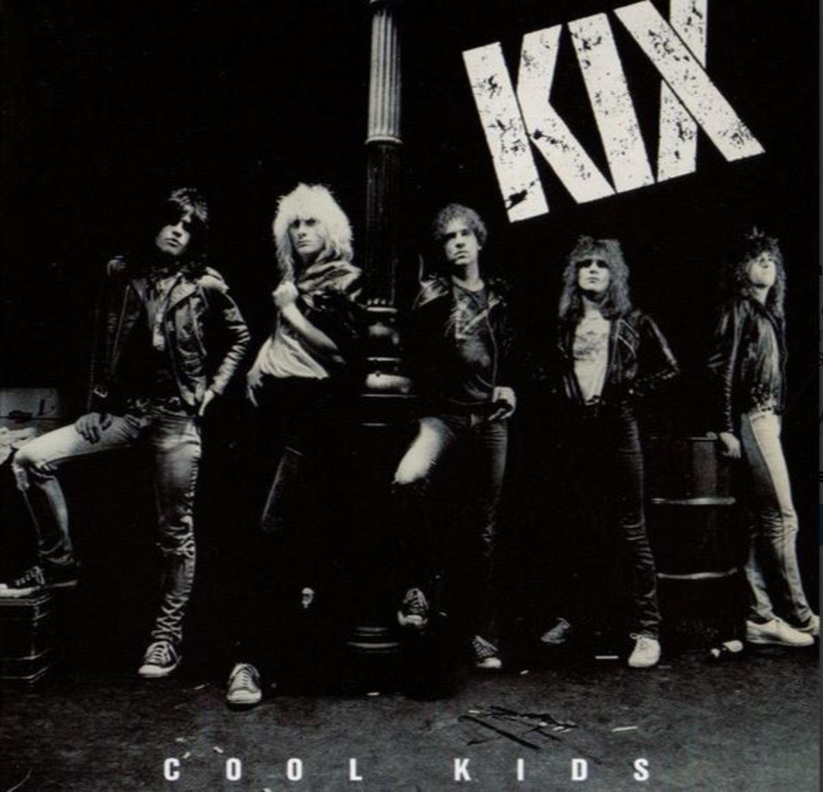 """""""Cool Kids"""" album cover"""