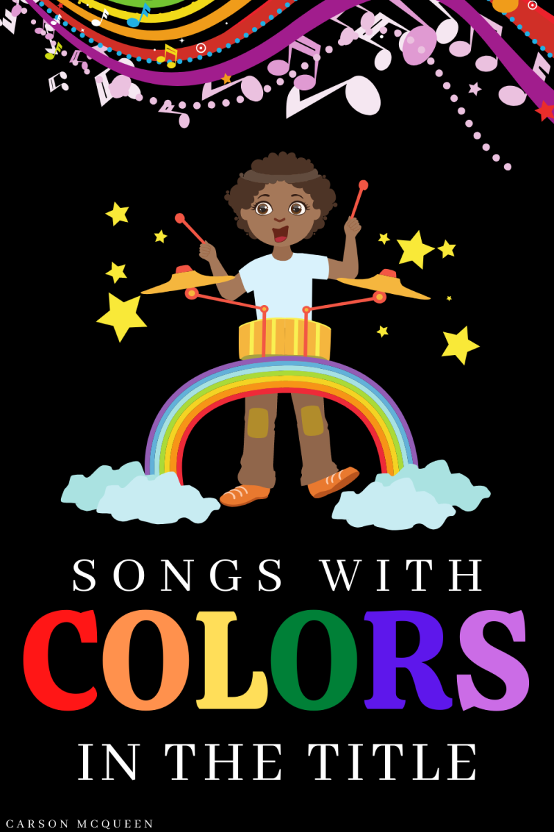 200+ Songs With Colors in the Title