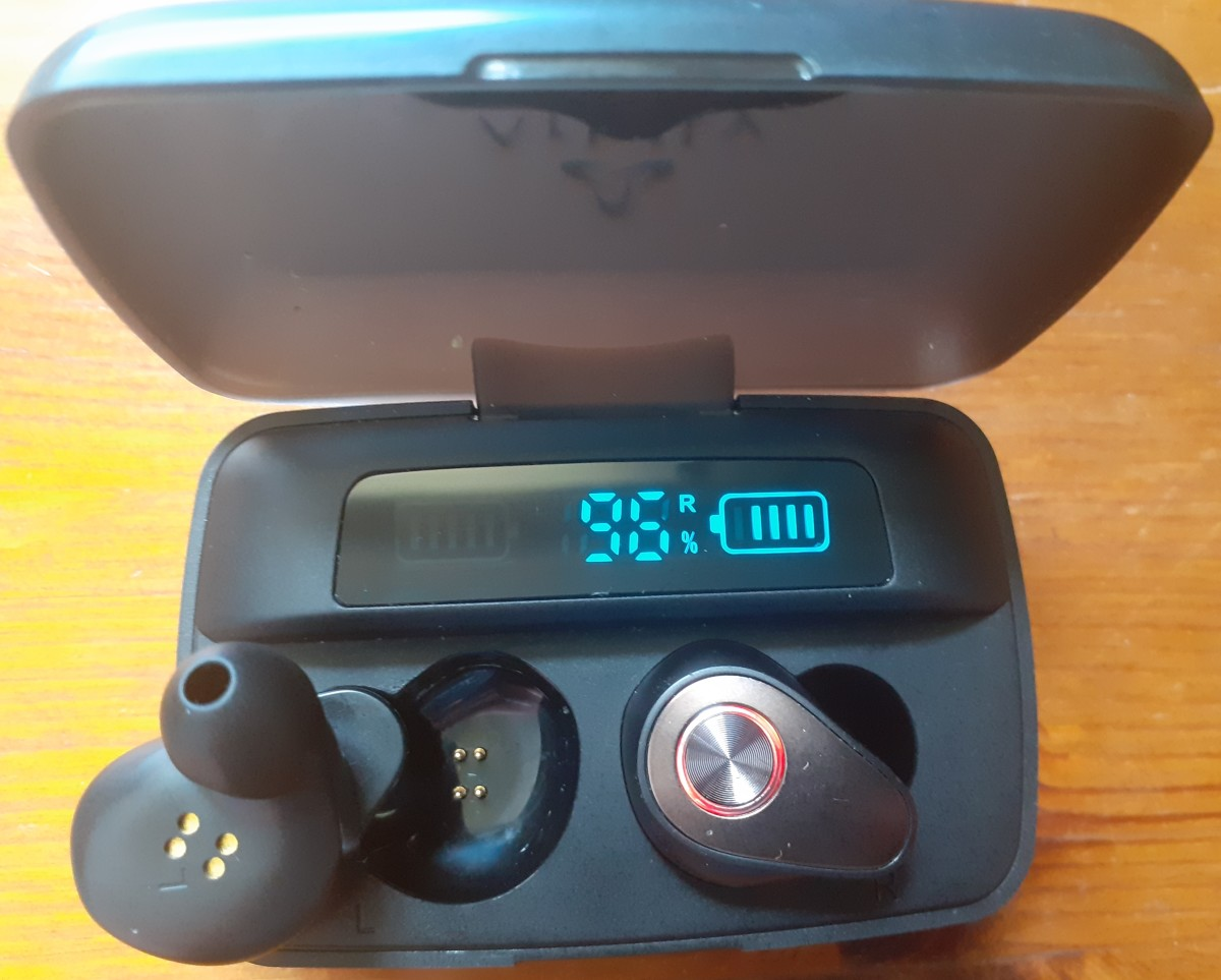 Arbily F7 Bluetooth Earbuds Review
