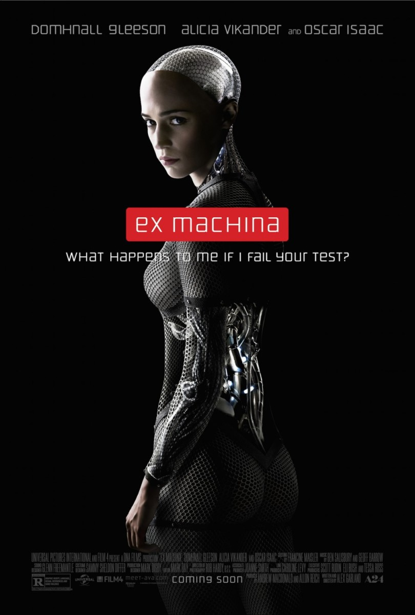 'Ex Machina' (2014) - Film Review