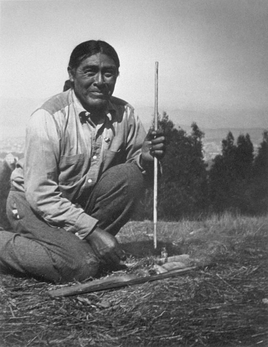 "Ishi: America's ""Last Wild Indian"""