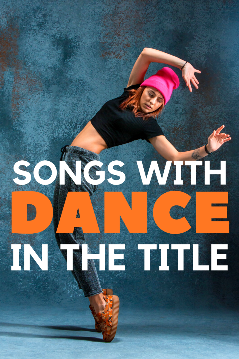 120+ Songs With Dance in the Title