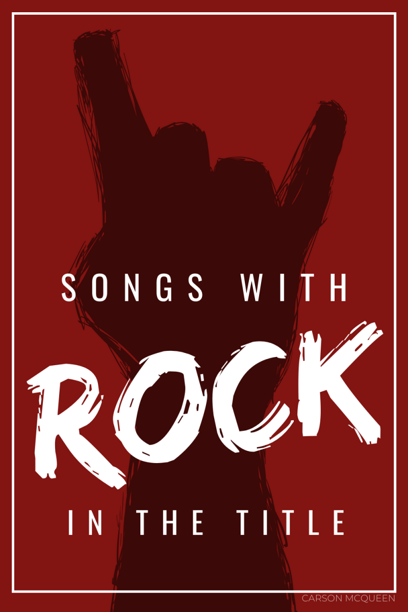 100 Top Songs With the Word Rock in Their Titles