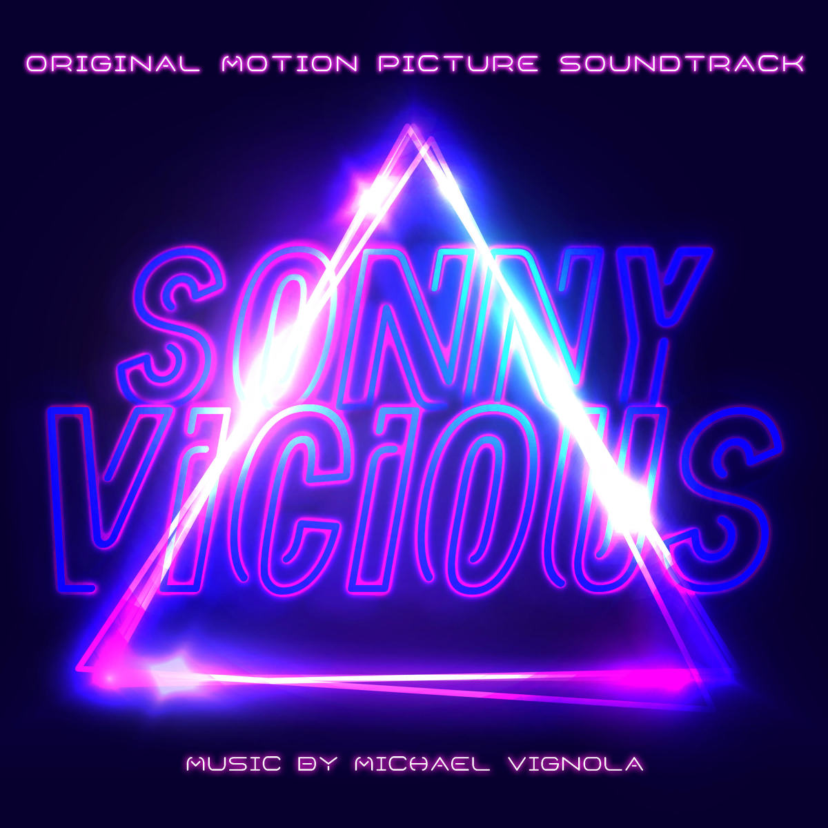 """Synth Soundtrack Review: """"Sonny Vicious OST"""" by Michael Vignola"""
