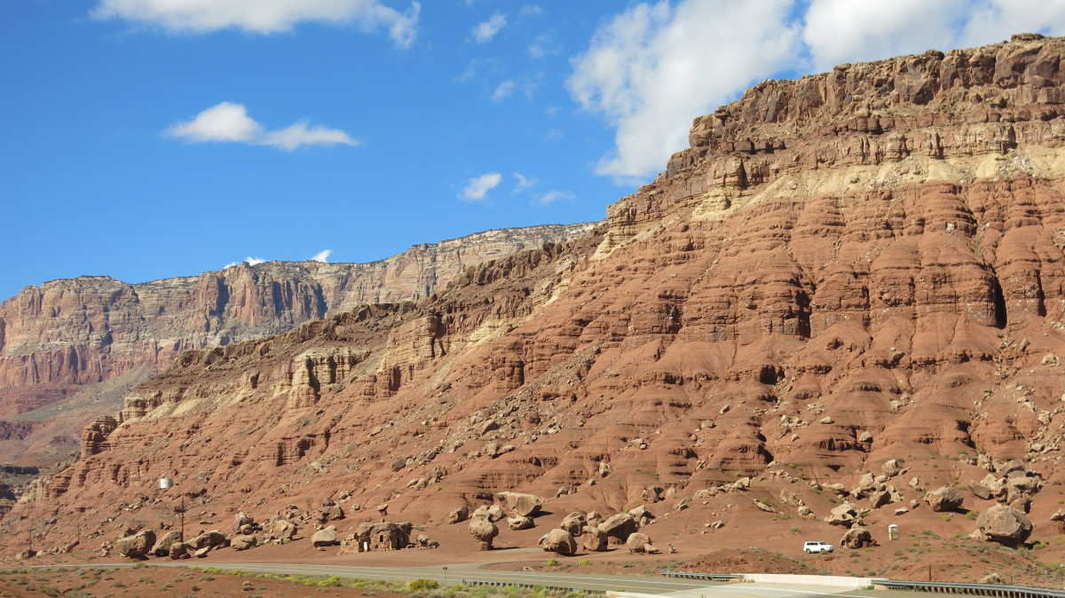 Arizona's Cliff Dweller Lodge and Its Unusual Origin