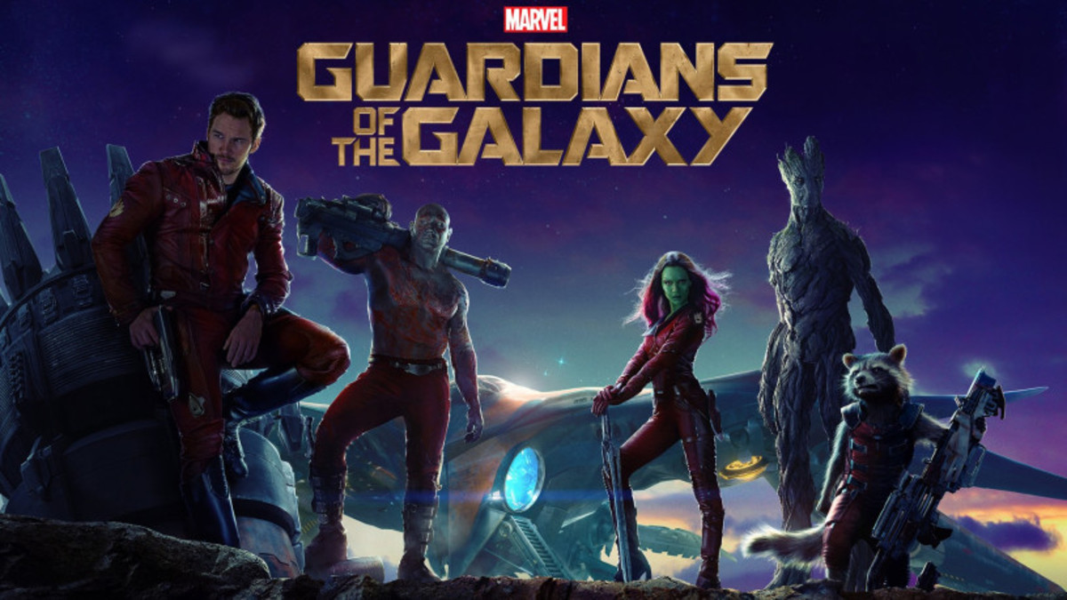 'Guardians of the Galaxy' - Infinity Saga Chronological Reviews