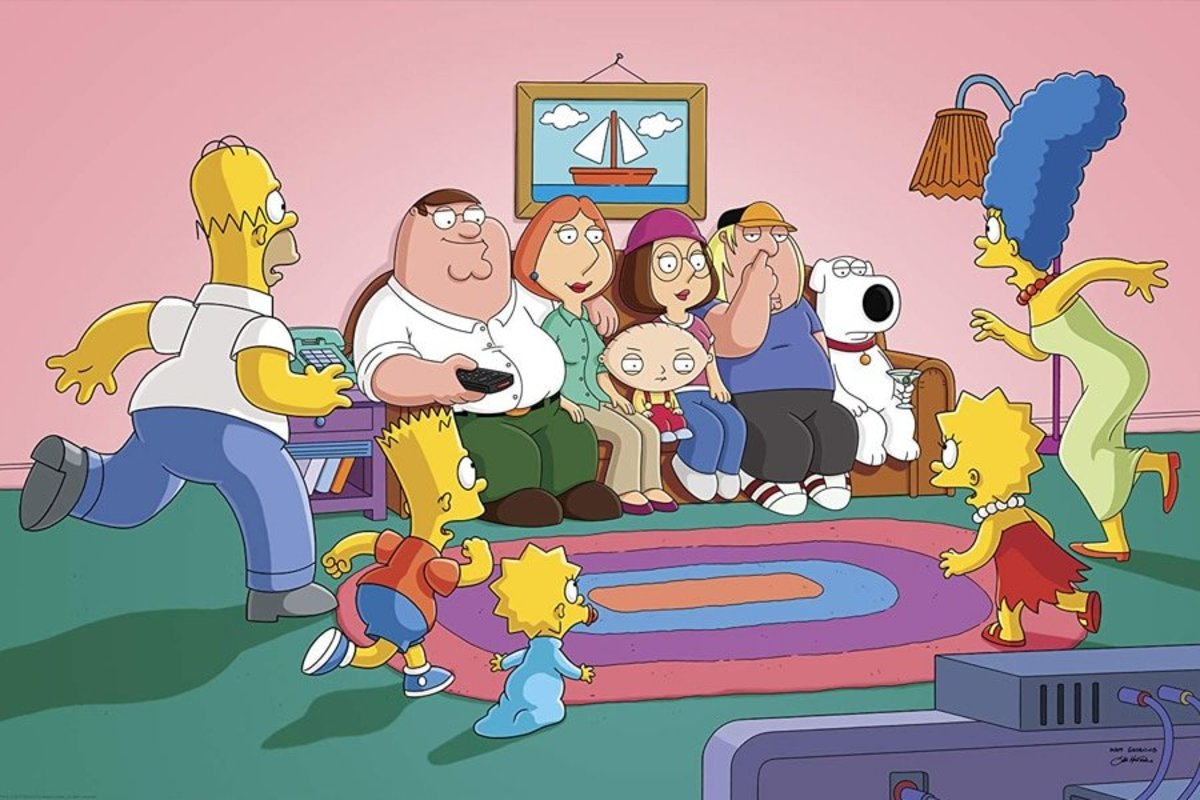 (Some of) The Best Animated Adult TV Shows