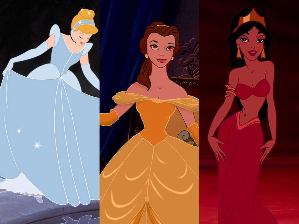 How Do Disney Princesses Mimic the Expectations for Women?