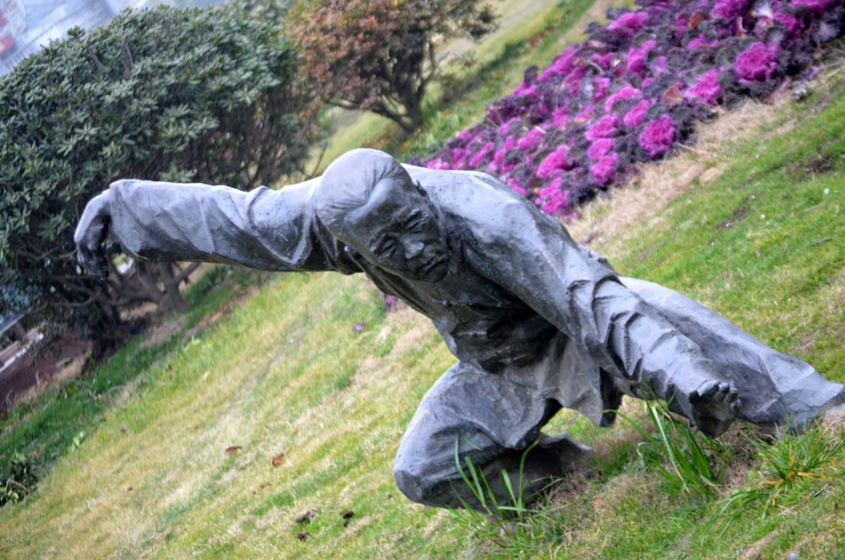 Martial Arts Similar to Tai Chi