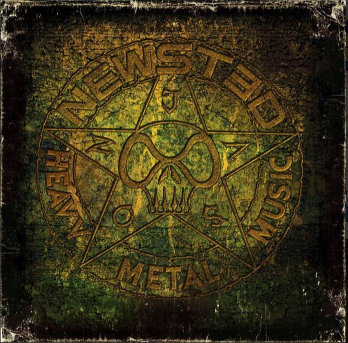 """Forgotten Hard Rock Albums: Newsted, """"Heavy Metal Music"""""""