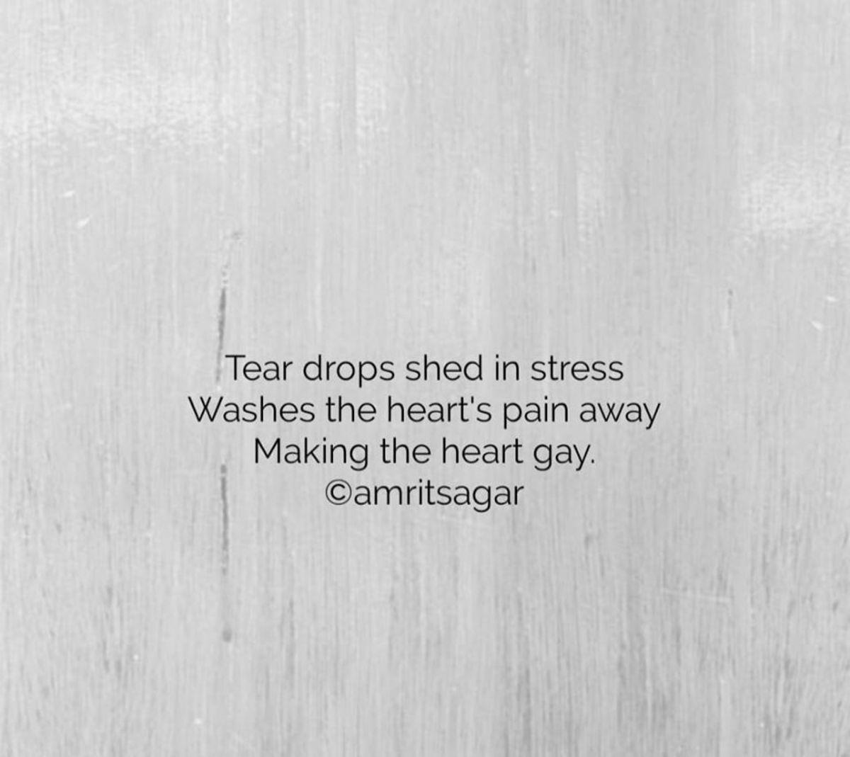 Haiku (Tears)