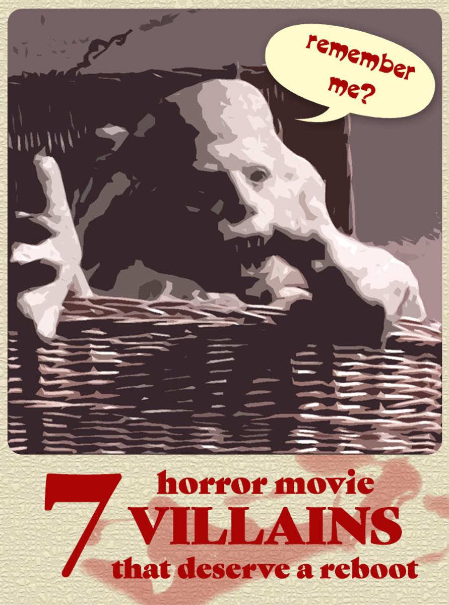 7 Horror Movie Villains That Deserve a Reboot