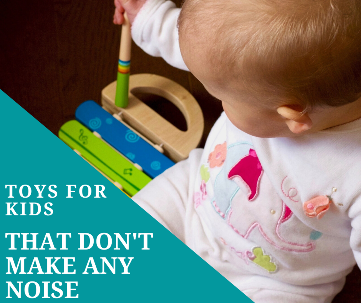If you need a break from noisy toys, try giving your kids some of the quiet toys on this list.