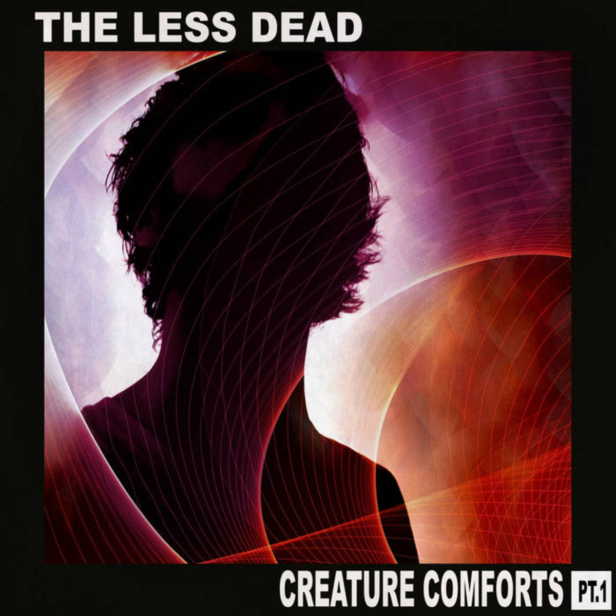 "EP cover art for ""Creature Comforts PT 1"" by The Less Dead"