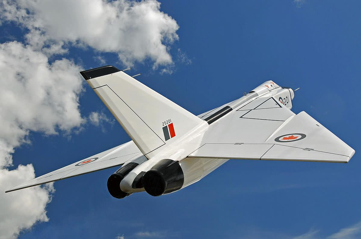 The Avro Arrow: A Jet Decades Ahead of Its Time