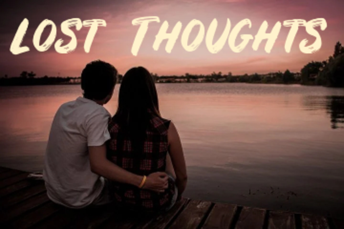Poem: Lost Thoughts
