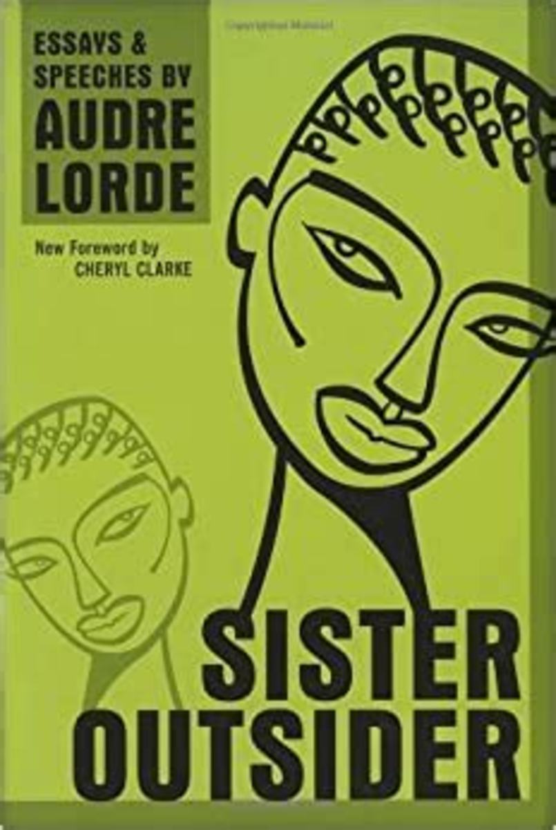 """Audre Lorde's """"Sister Outsider"""""""