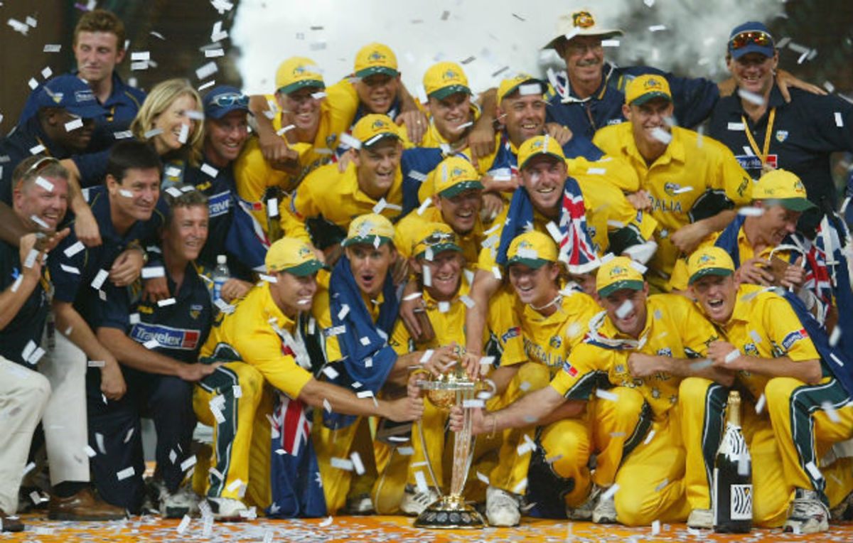 Matthew Hayden and His Unmatchable World Cup Affair