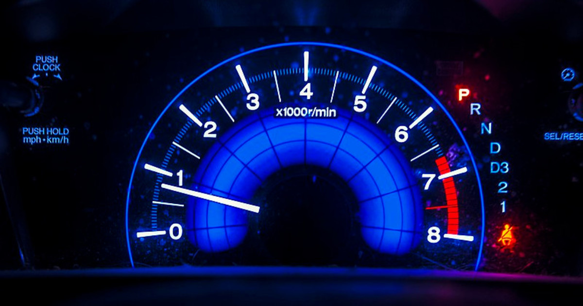 Check the most common components behind a low idle problem.