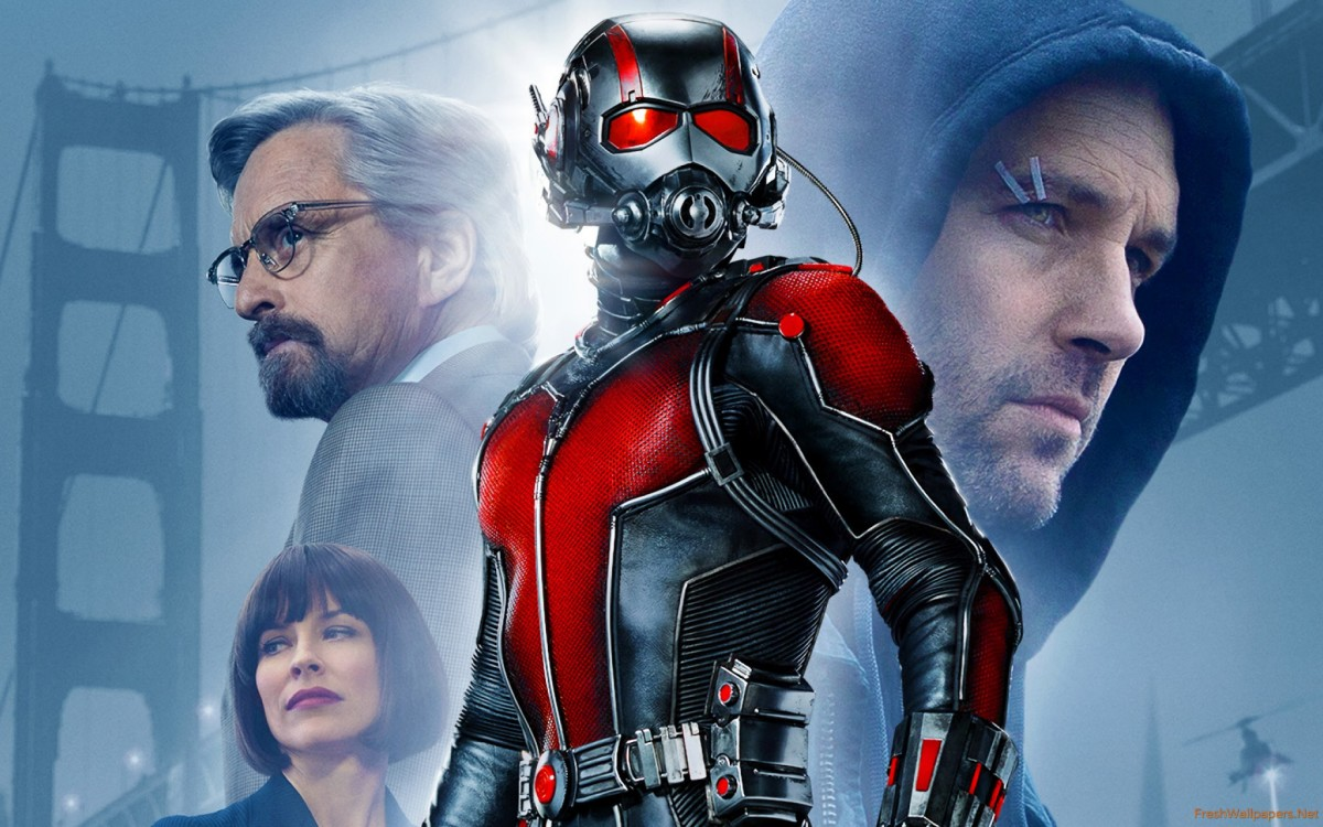 'Ant-Man' - Infinity Saga Chronological Reviews