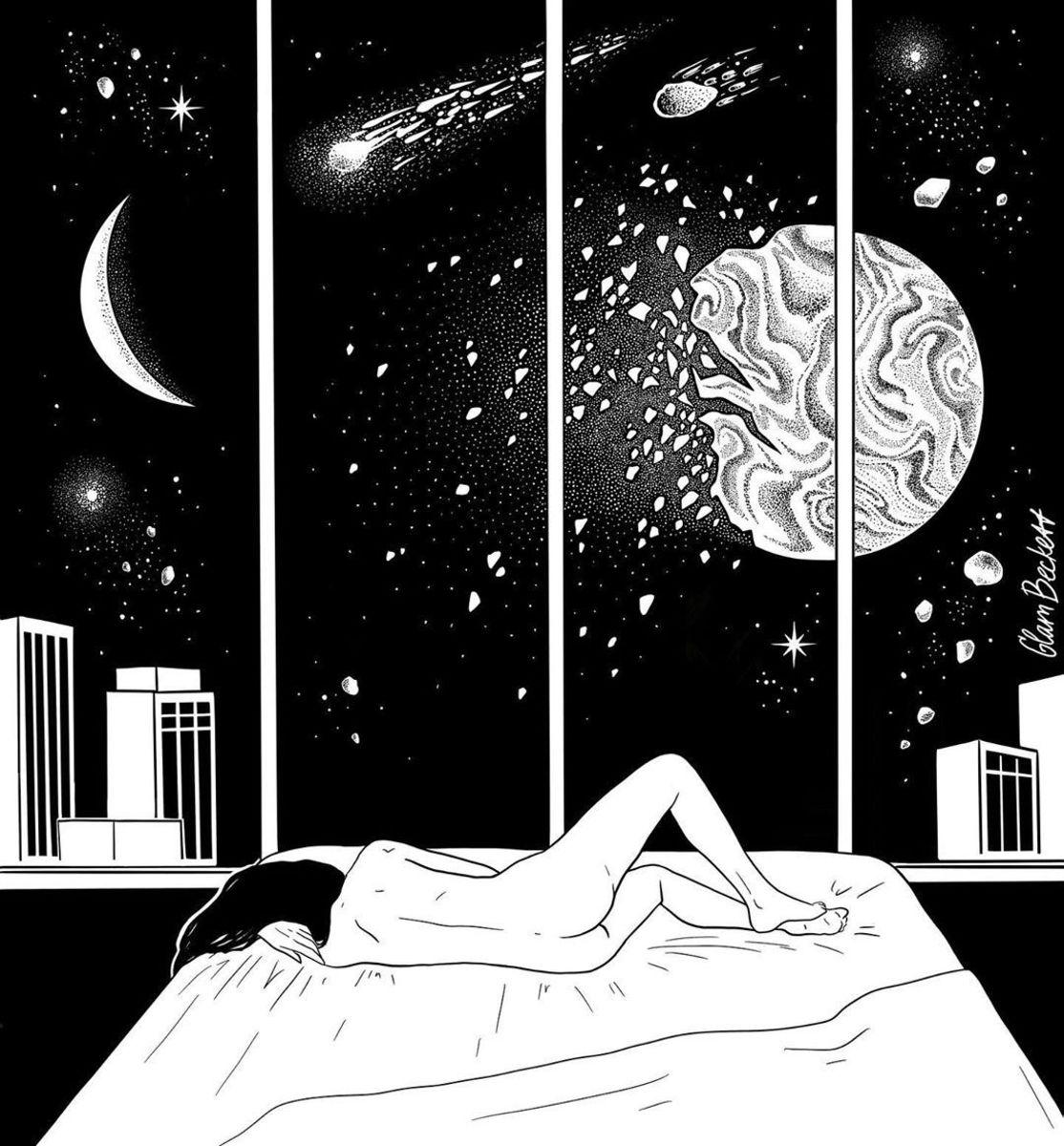 Artist - Glam Beckett