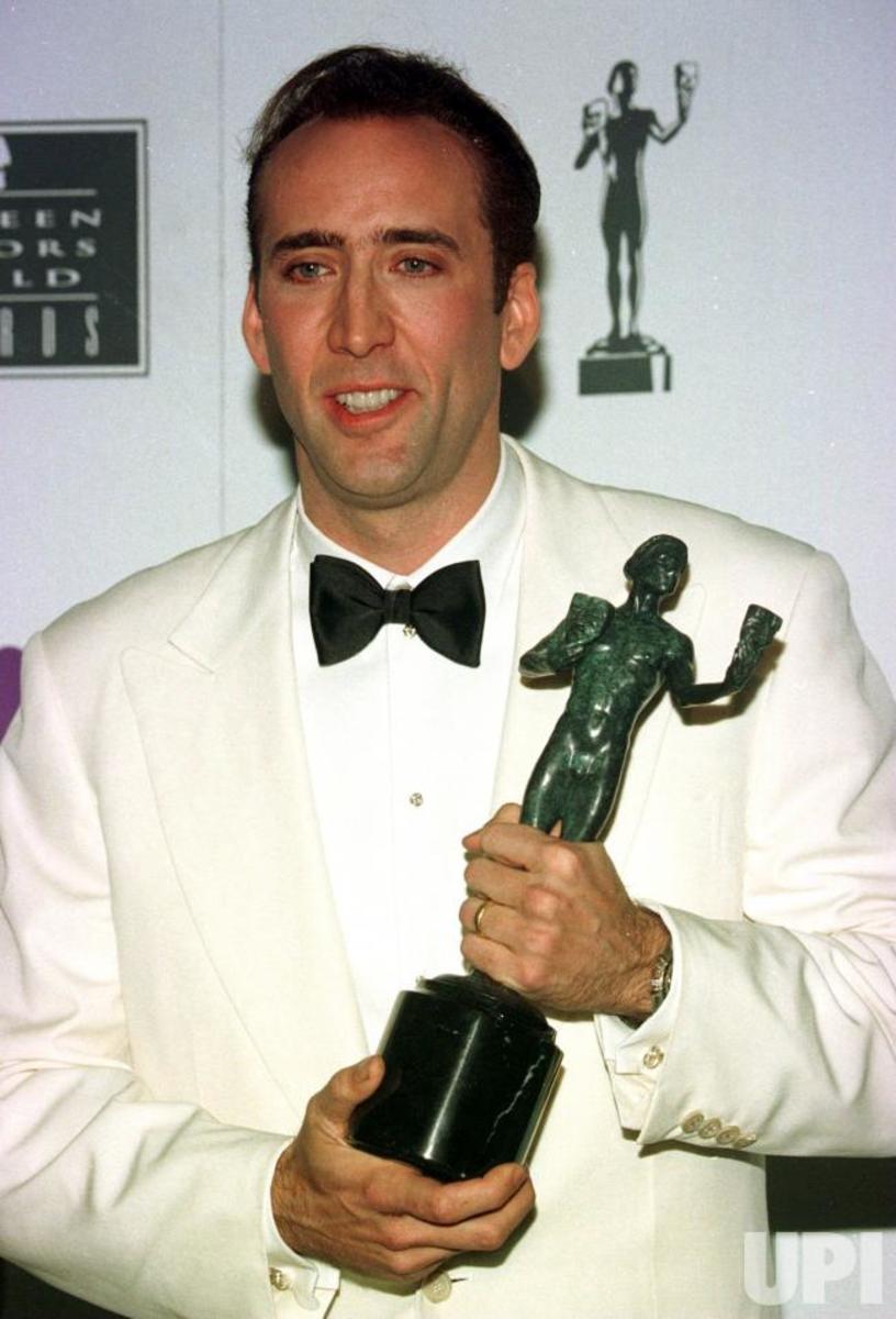 My Top 5 Nicolas Cage Movies