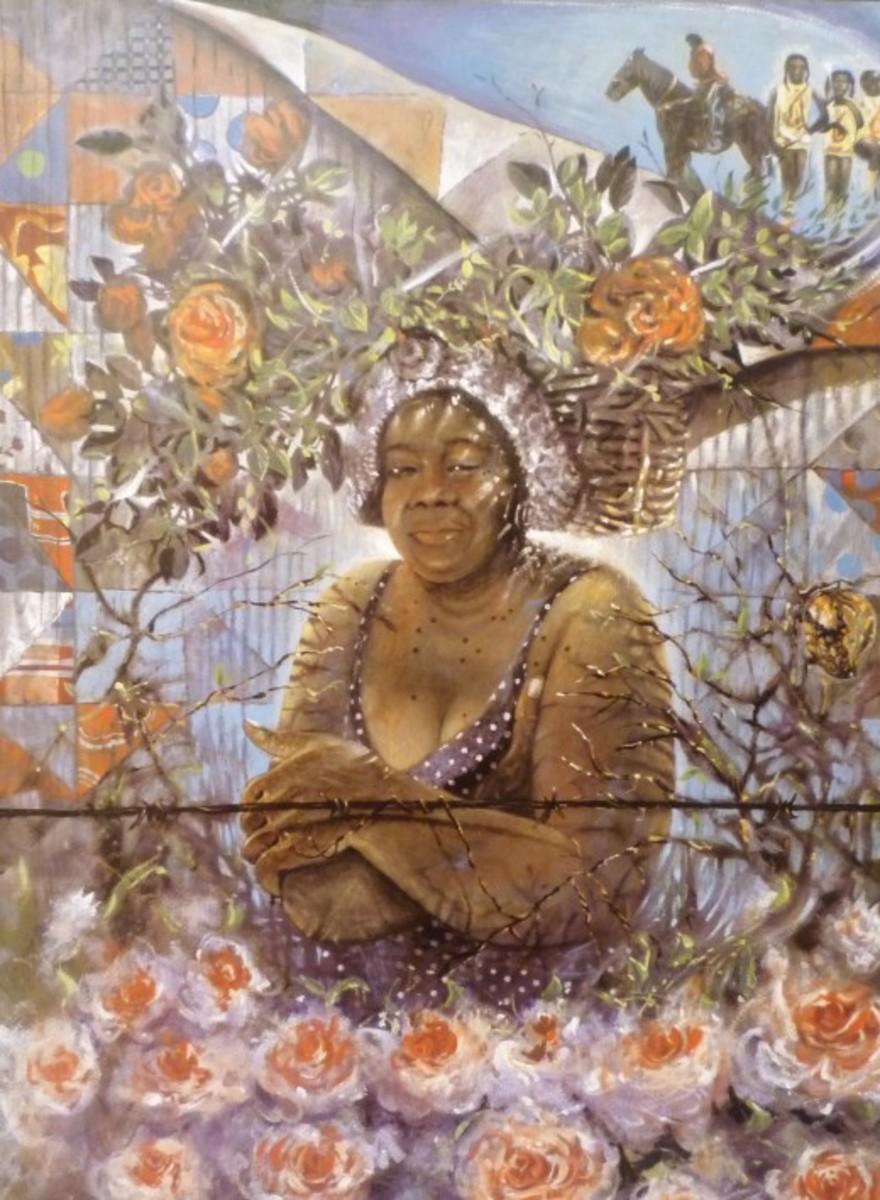 Juneteenth, Emancipation, Ashton Villa, and Charles Criner's Art