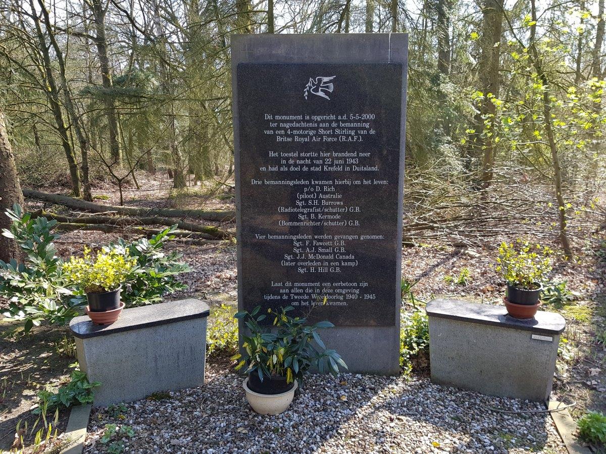 War Memorial De Pan