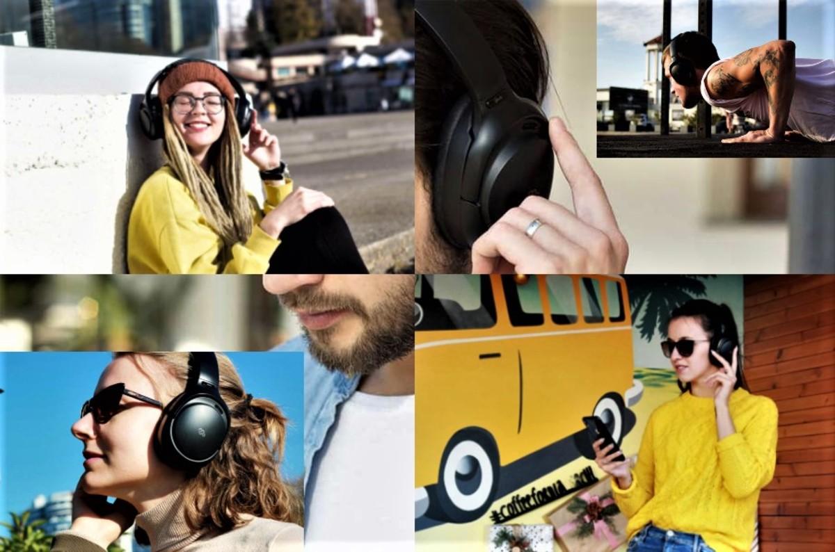 Mu6 Space 2 ANC Wireless Headphones