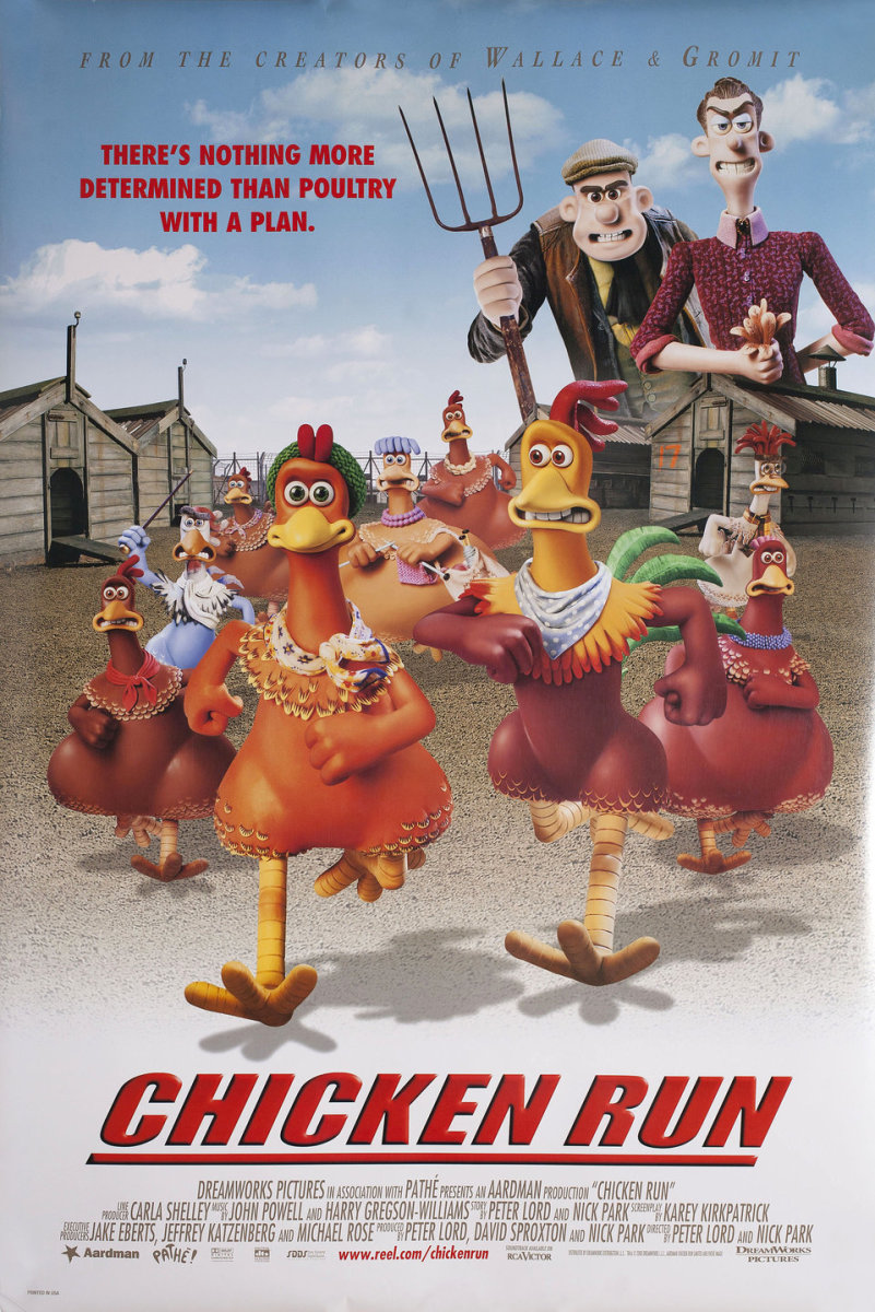 Should I Watch..? 'Chicken Run'