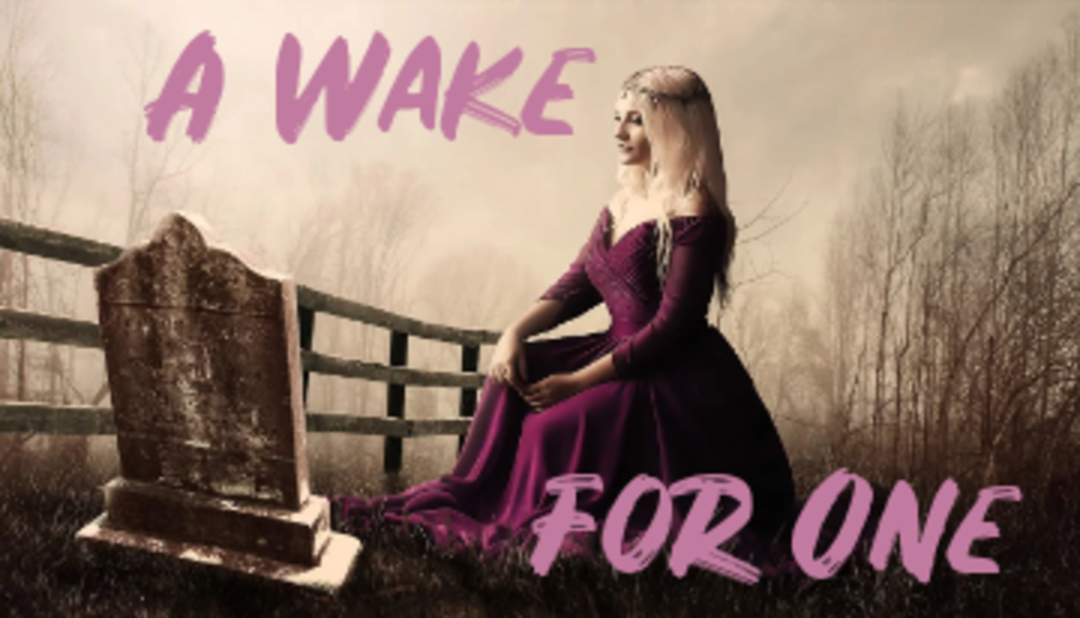 Poem: A Wake For One