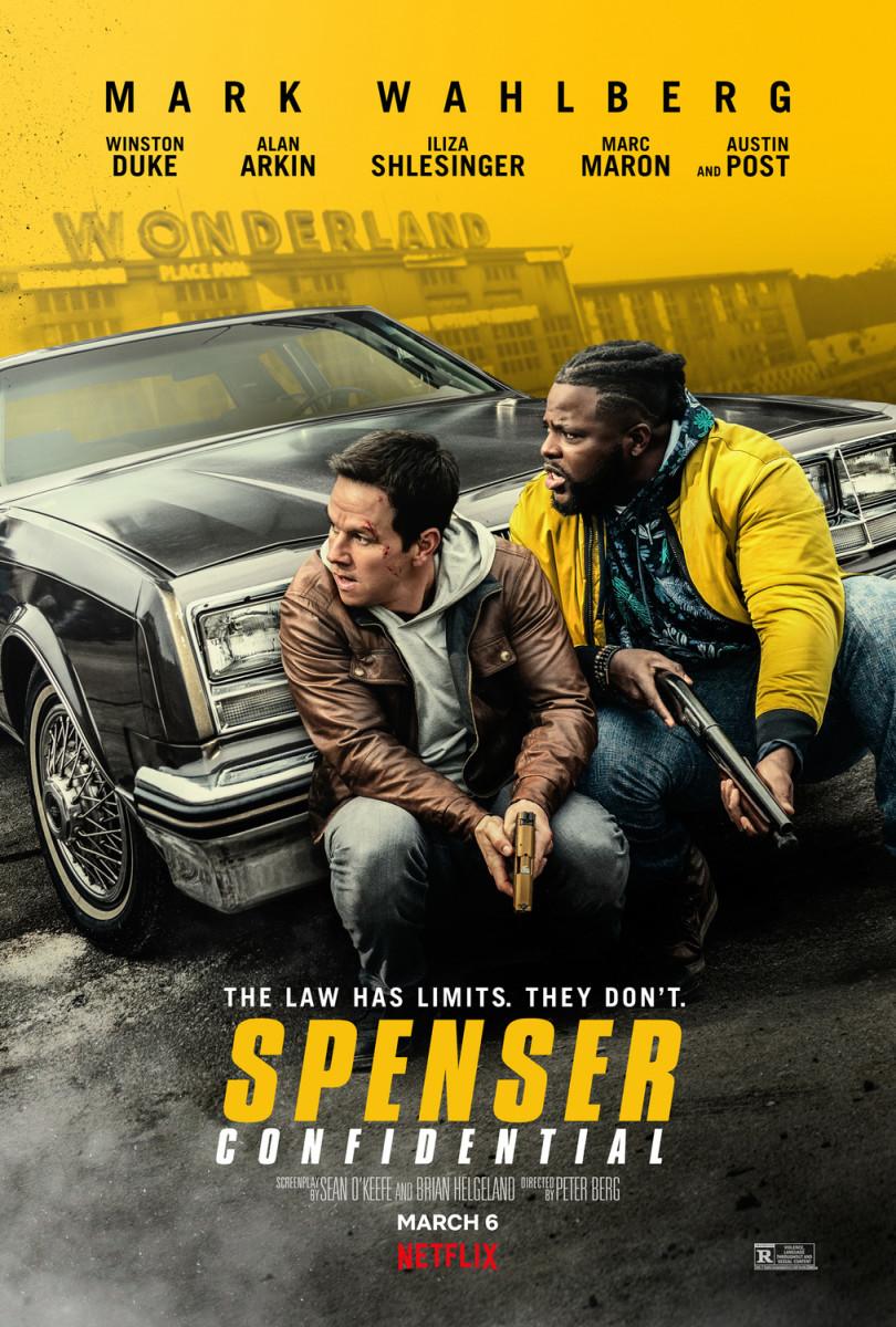"Movie Review: ""Spenser Confidential"""