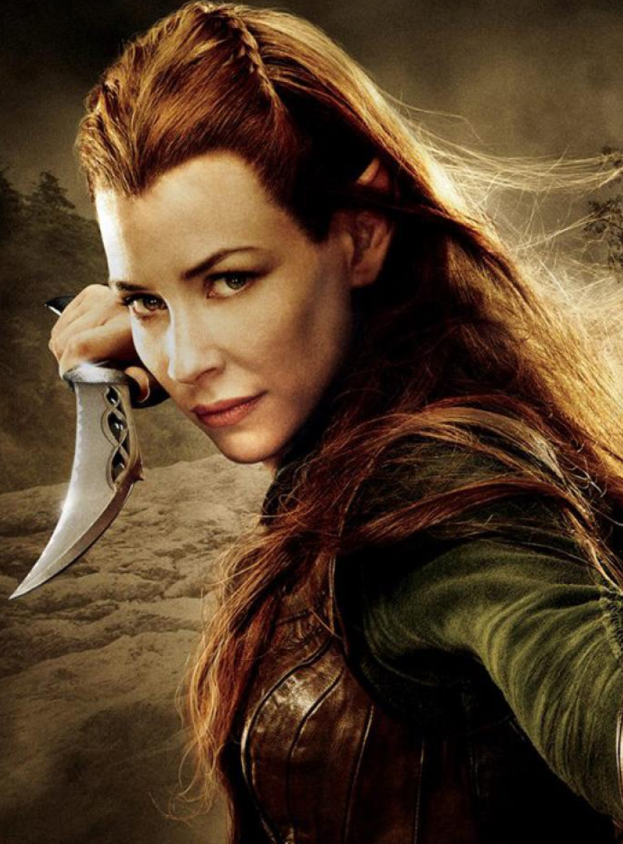 """The Hobbit"" (2012): The Problem With Tauriel"