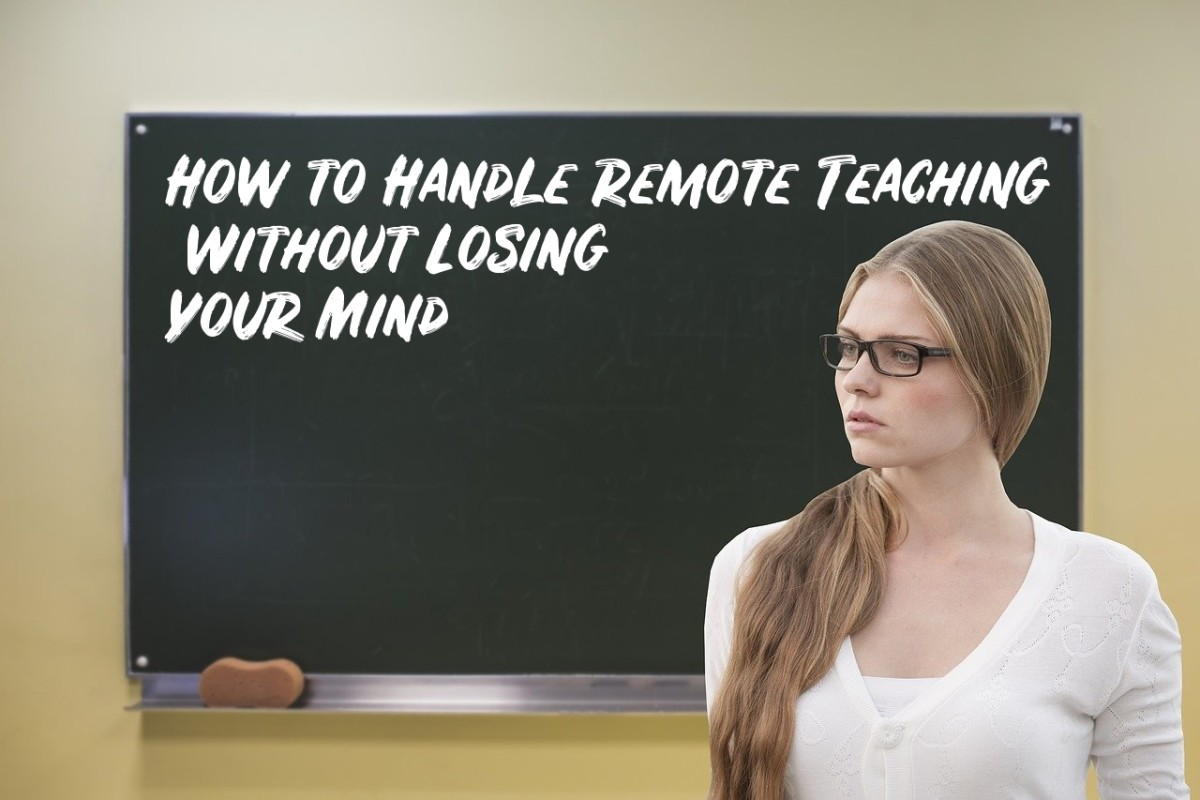 Tips for Teachers New to Remote Teaching
