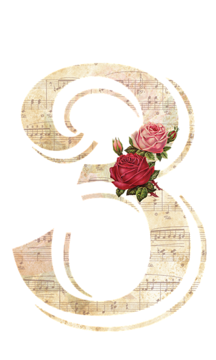 The Number Three in Numerology: The Creative Child