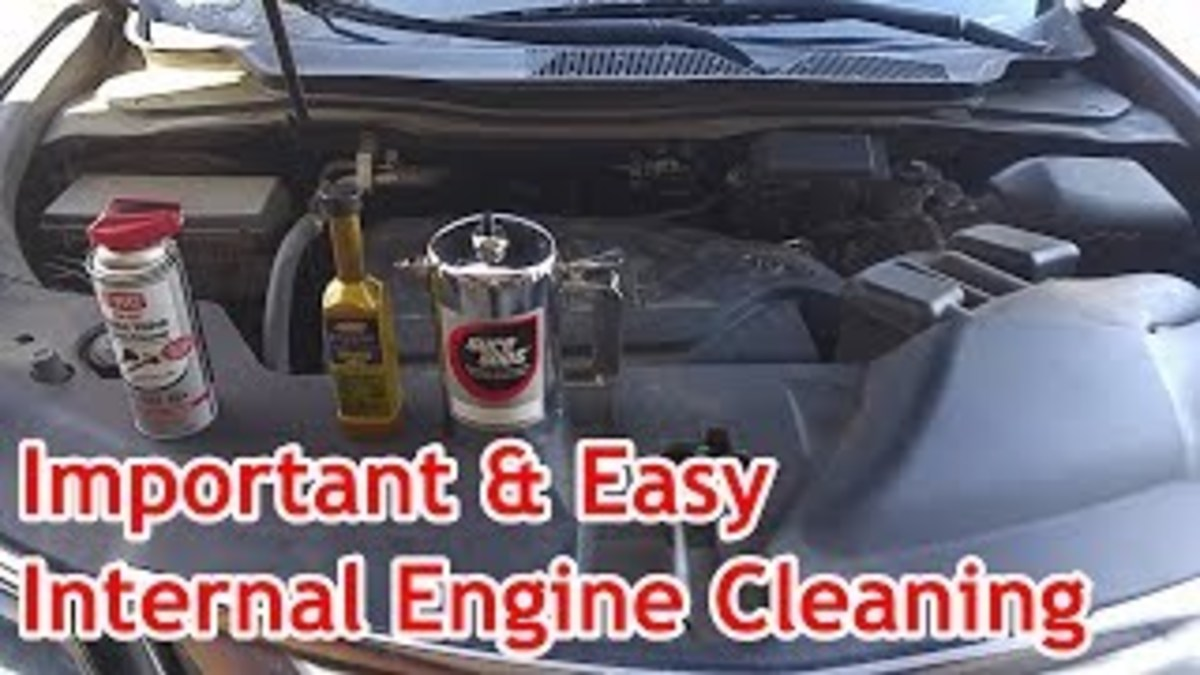 Cleaning the GDI Intake Valve and Injector Tips on the Honda Accord/Acura MDX GDI (With Video)