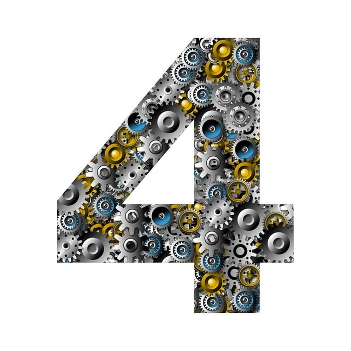 The Number Four in Numerology: The Hard-Working Soldier