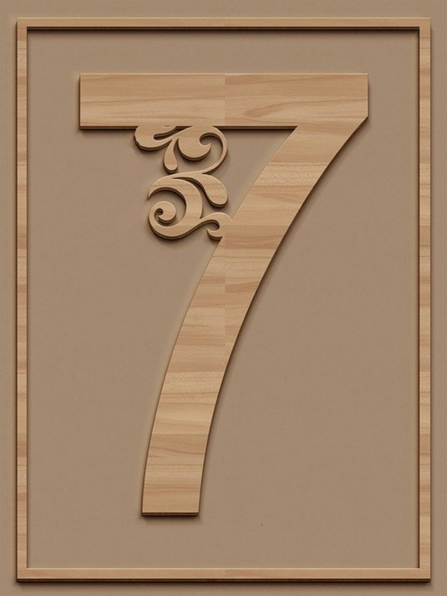 The Number Seven in Numerology: The Lonely Searcher