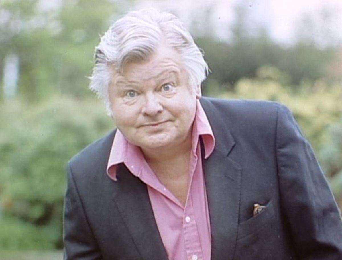 Comedic Legend: Benny Hill
