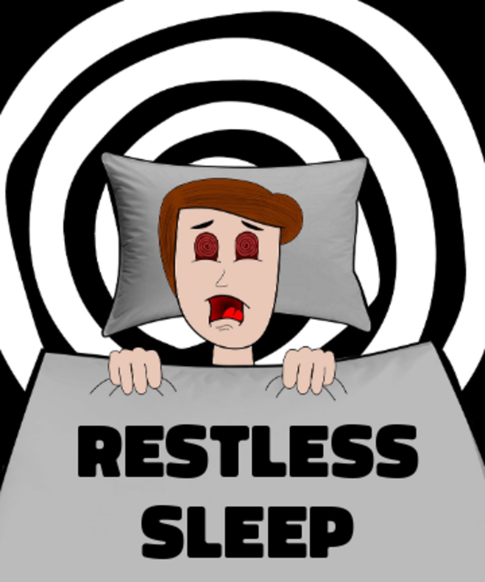 Poem: Restless Sleep