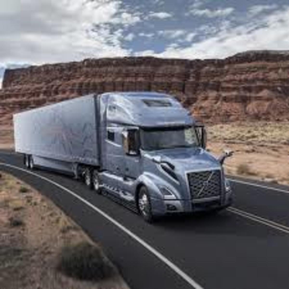 The Lonely Long Haul Trucker