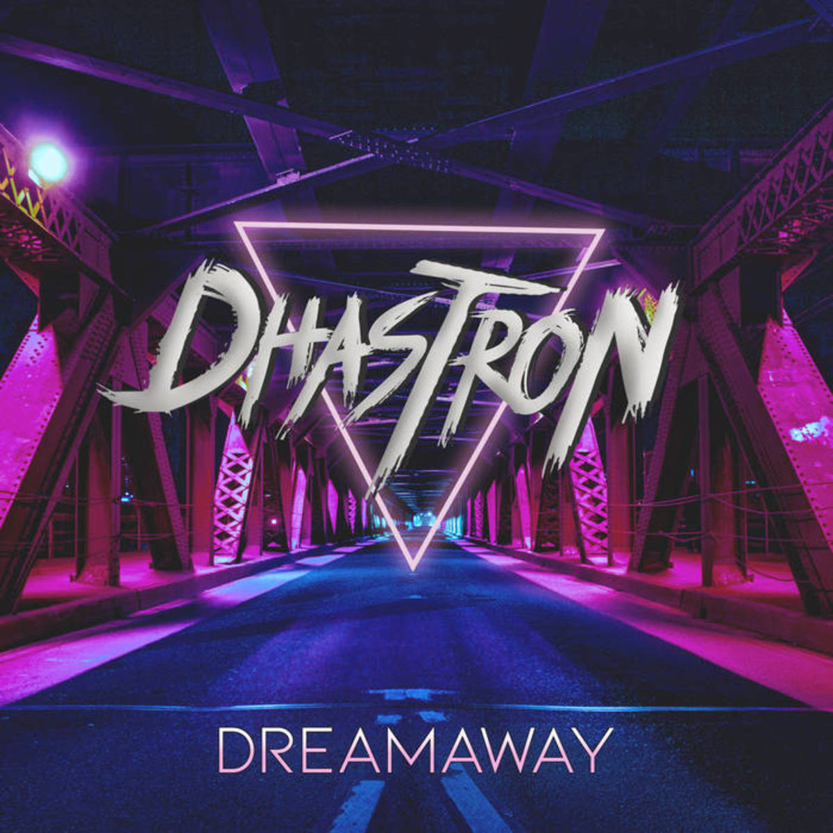 "Art for Dhastron's new single, ""Dreamaway."""