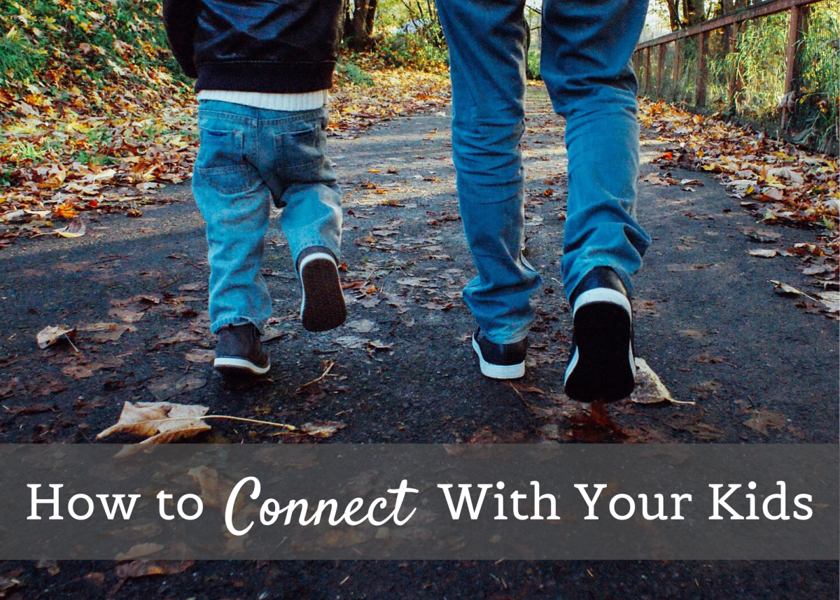 Three Ways to Connect With Your Children