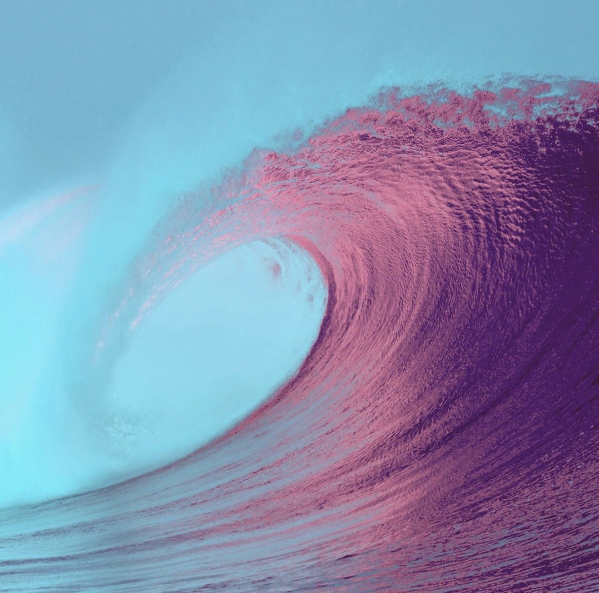 Surf Poem: The Maleficent Curl