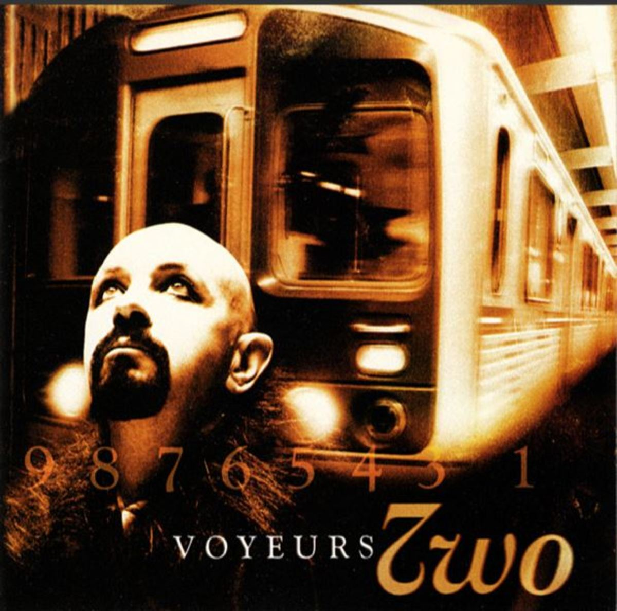 "Two ""Voyeurs"" CD cover"
