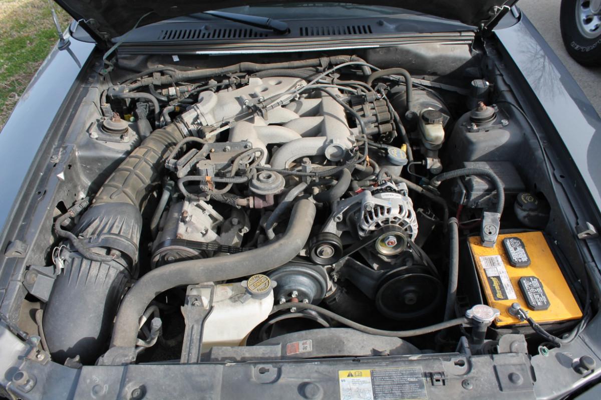 Ford Mustang Air Intake Installation