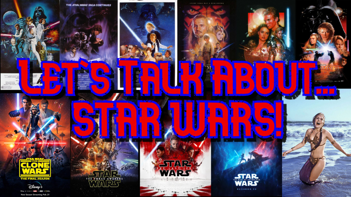 Let's Talk About... Star Wars!