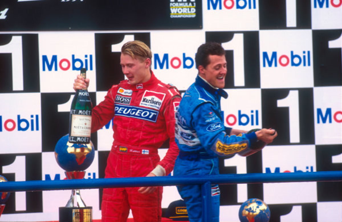 The 1994 European GP: Michael Schumacher's 10th Career Win