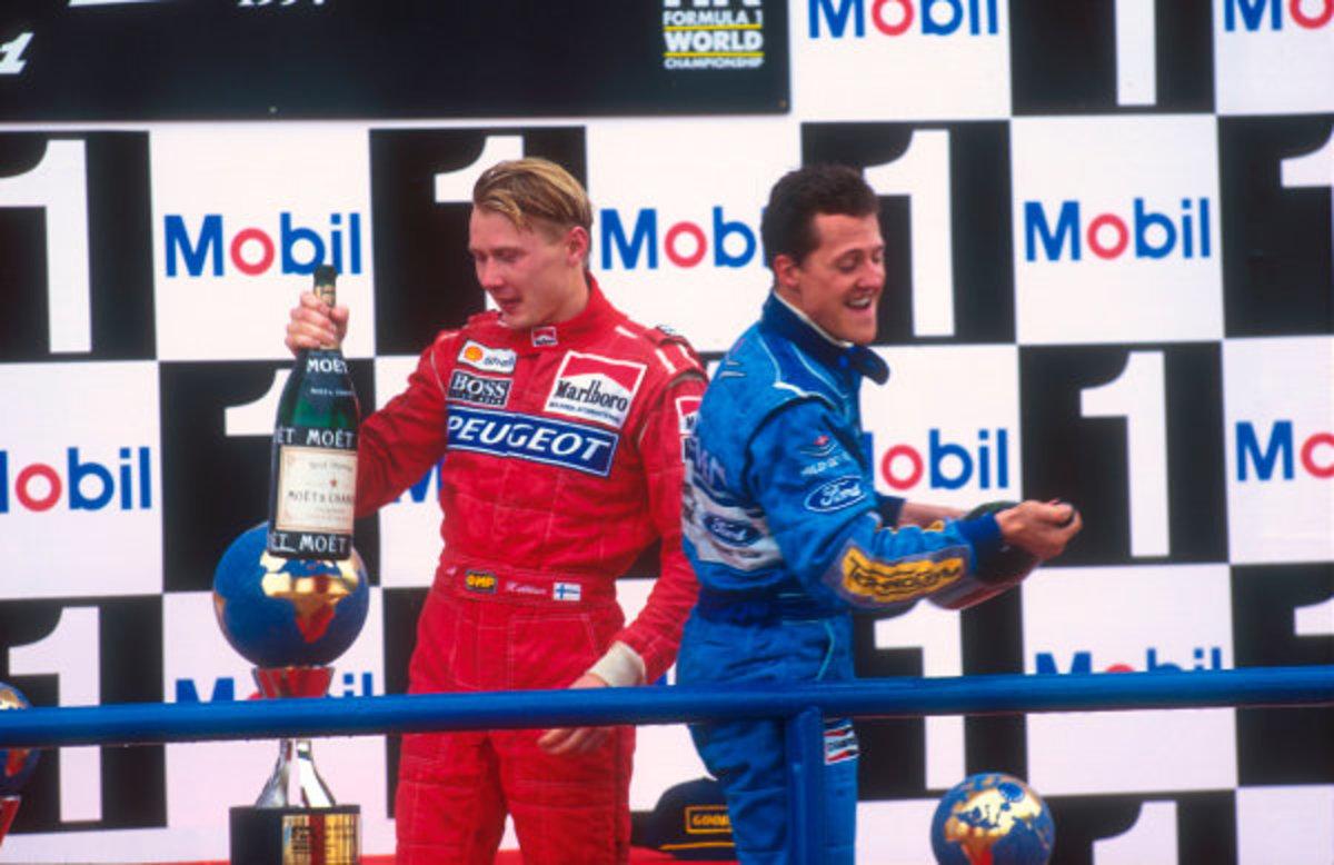 The 1994 European GP: Michael Schumacher's 10th Career Win