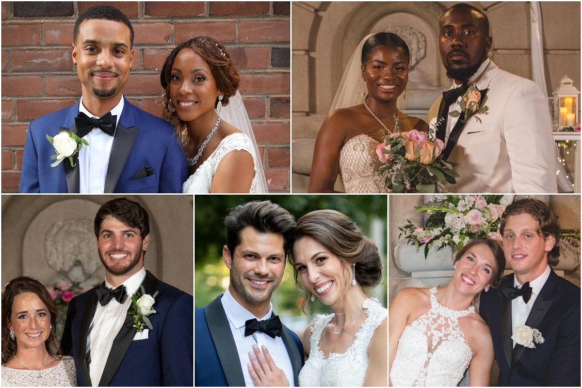 """Married at First Sight"" Season 10 Couples"